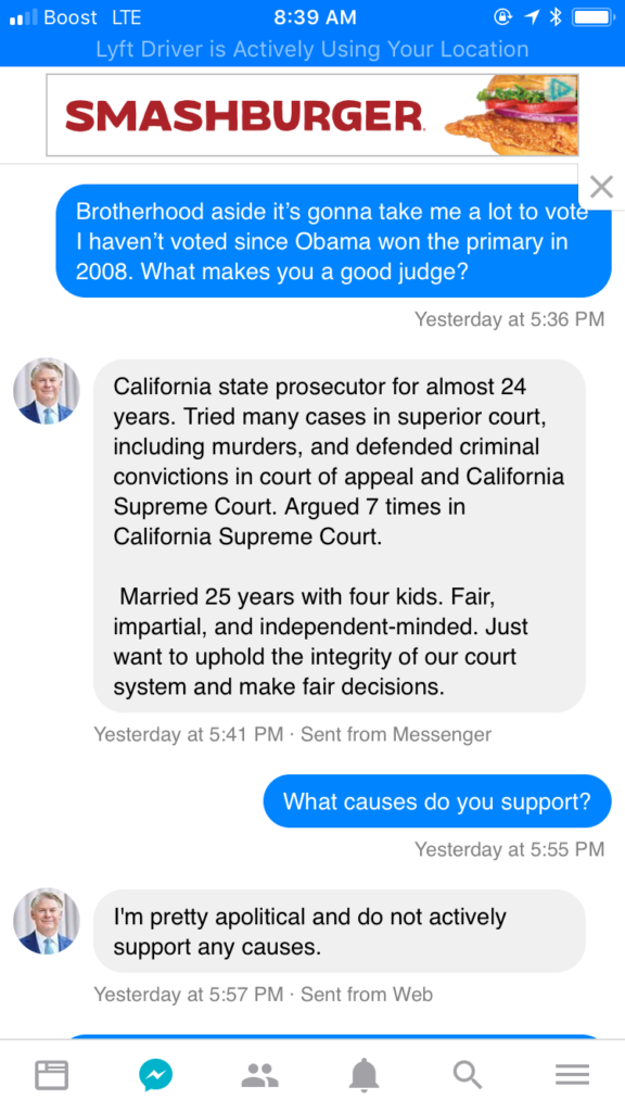 Mike Murphy for Superior Court Judge 2020 Part 3 of 7
